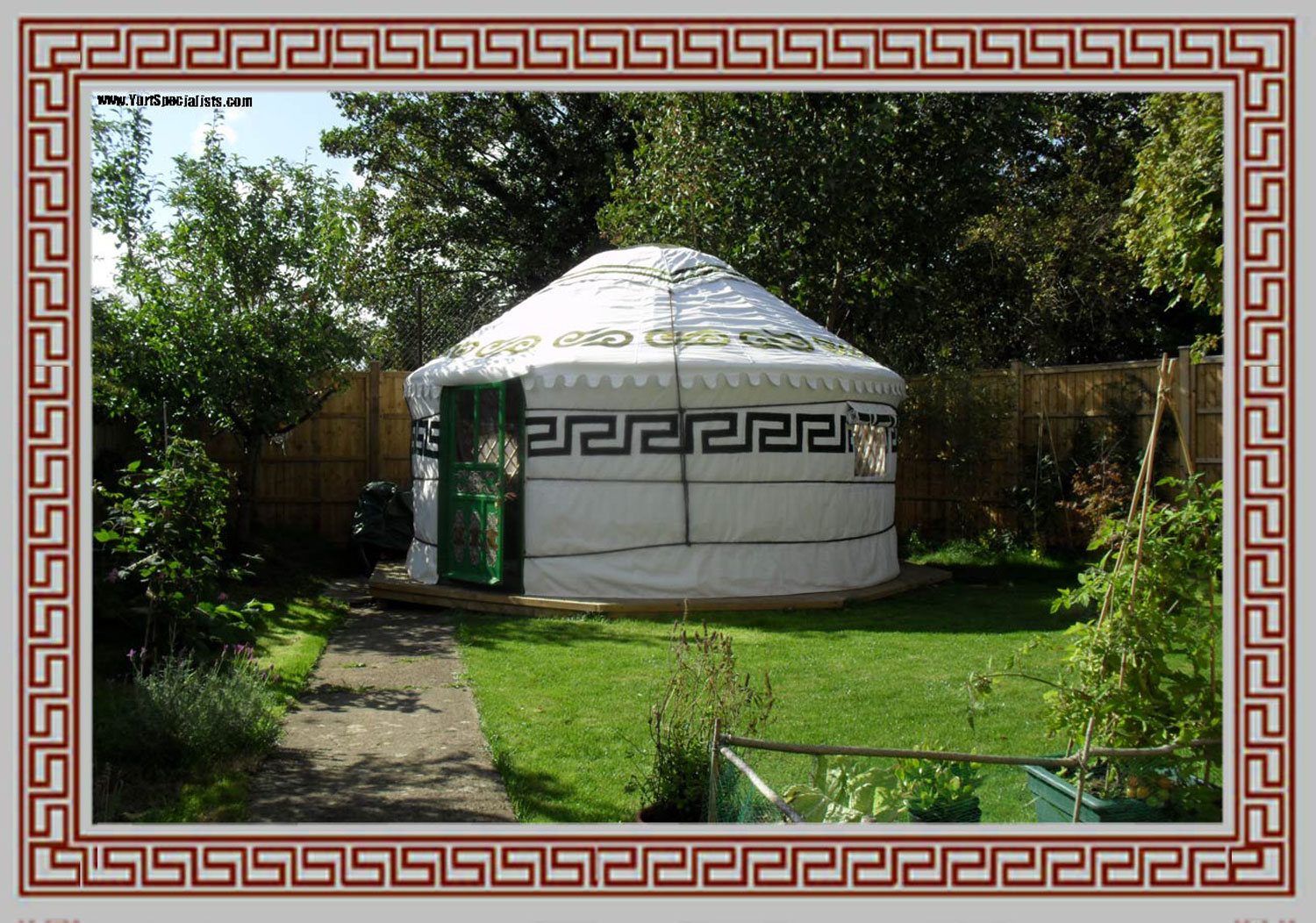 Our Yurt Prices
