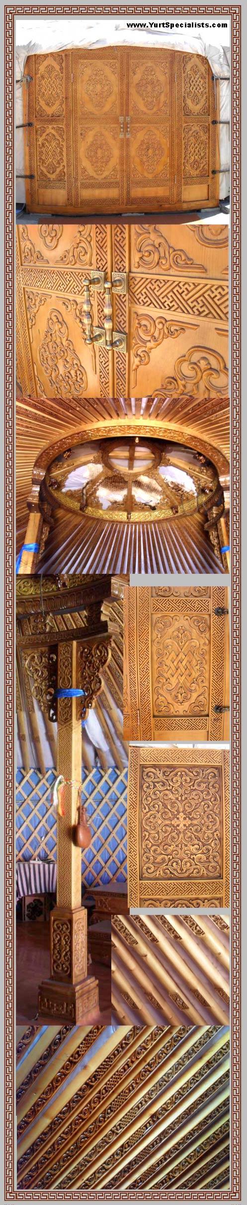 carved-yurt