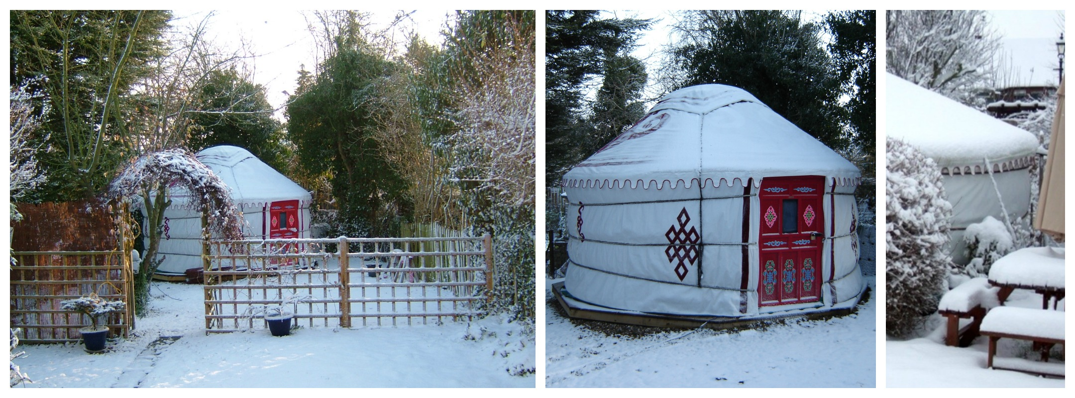 All Season Yurt