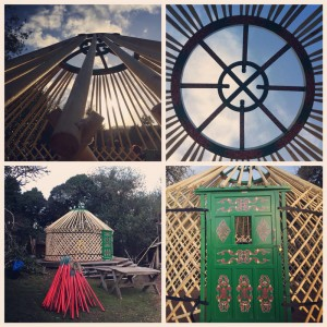 Yurt Season is Coming
