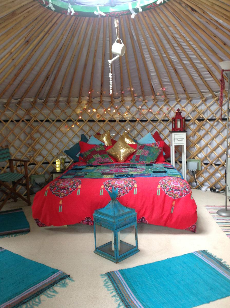Cath F Yurt 2