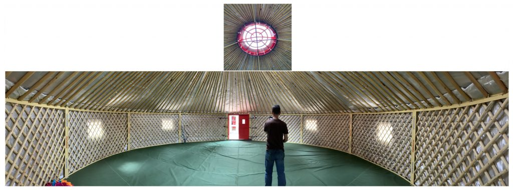 Yurt, A Great Alternative To Prefab School Buildings