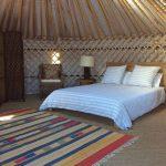Yurt In France